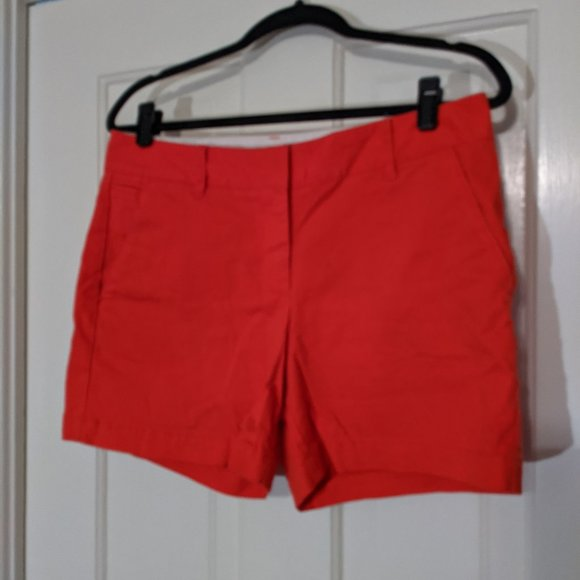 Red Shorts (6)